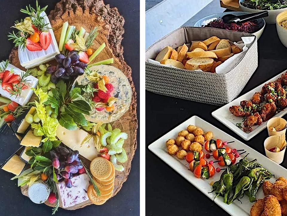 Jersey Kitchen Spanish style buffet