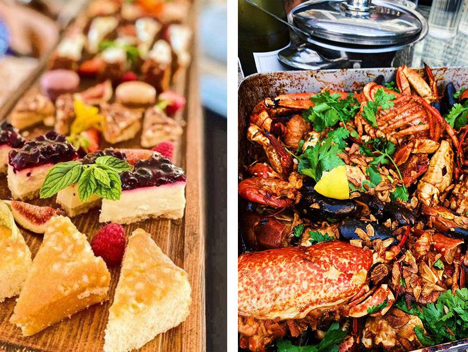 Jersey Kitchen summer vibes